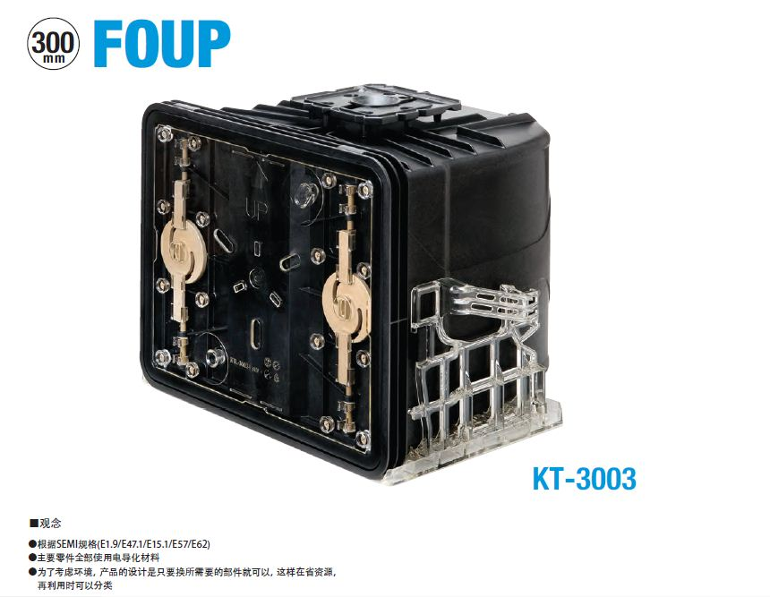 300mm Foup