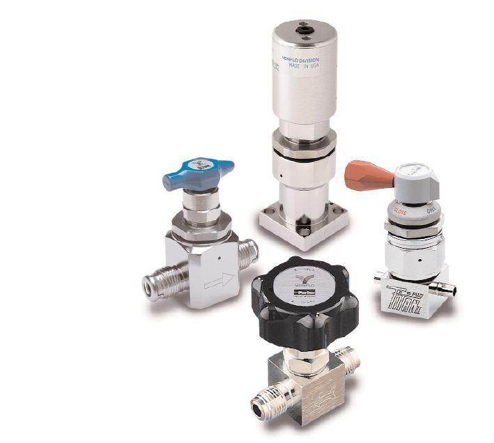 Diaphrame valve